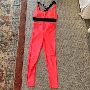 Koral sports bra & legging